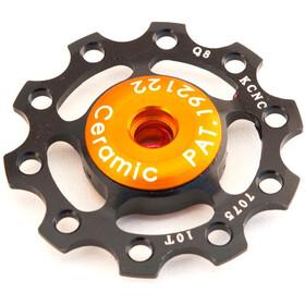 KCNC Jockey Wheel 10T, Keramiske lejer